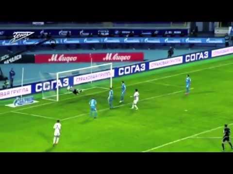 Зенит Чемпион 2012 (Обзор матча Зенит - Динамо 2:1)