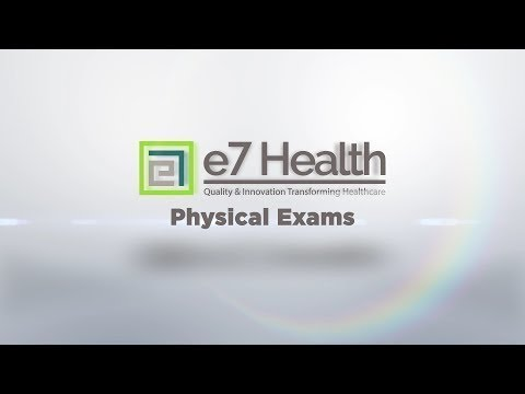 Physical Exam Services