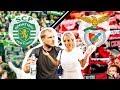 The Insane BENFICA vs SPORTING CP Rivalry | Derby de Lisboa