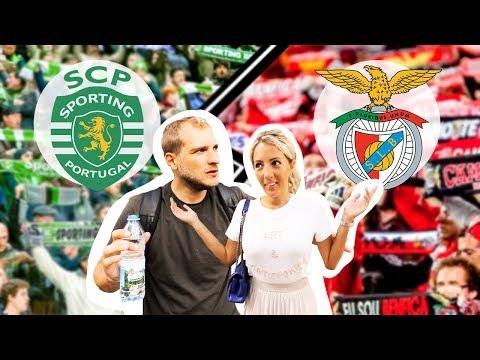 The Insane BENFICA Vs SPORTING CP Rivalry   Derby De Lisboa