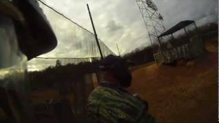 Airplane Field Game 5 Birthday Boy Cam Ricky HIgh Velocity Paintball in Long Island