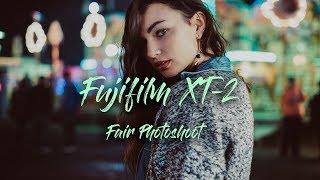 Fair Photoshoot -  Fujifilm XT2 35mm f1.4