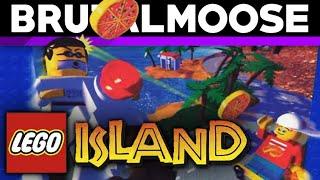 LEGO Island - brutalmoose