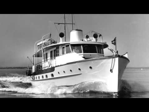 A Single Goal:  The Art of Trumpy Yacht Building