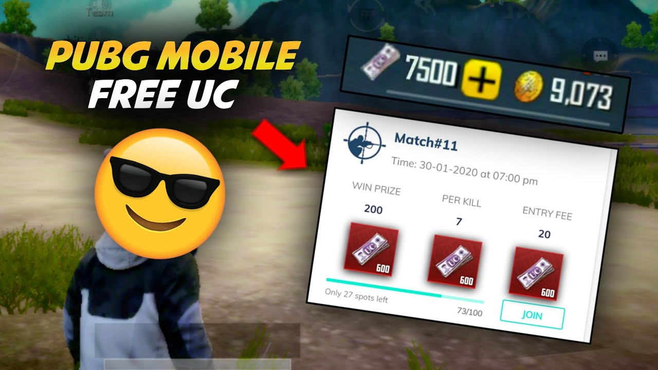 How to get free uc on pubg mobile season 11