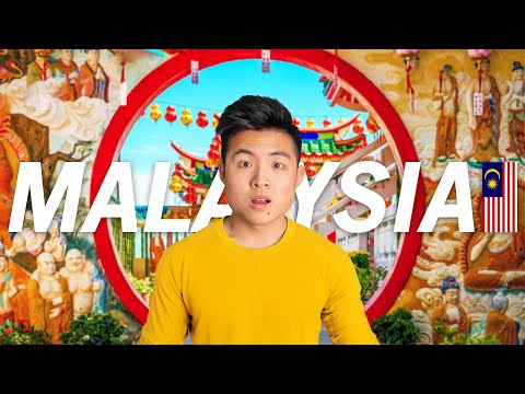 What It's Like Being Chinese In MALAYSIA (Penang Travel Vlog)