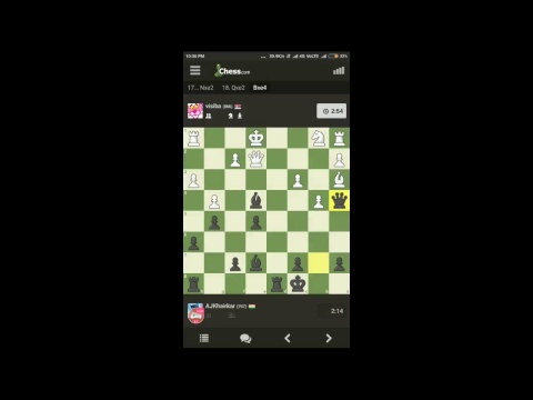 Watch me play Chess! won the hardest battles and lost to a mere scholar's mate feels awefull
