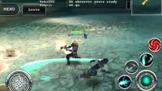 [RPG AVABEL ONLINE] PvP Test: Wonderer (Kokurou) vs Master Ranger (Pansit)