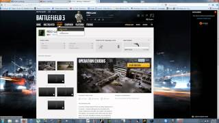 Battlefield 3 PC UNBOXING And Instaling/Game Play :D