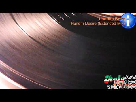 London Boys - Harlem Desire (Extended Mix) [HD, HQ]