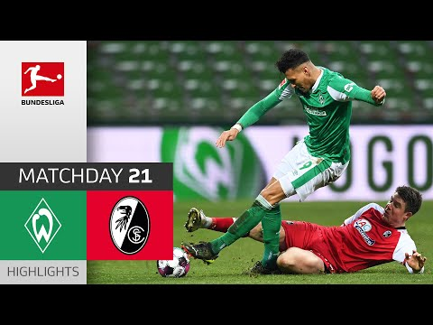 Werder Bremen Freiburg Goals And Highlights