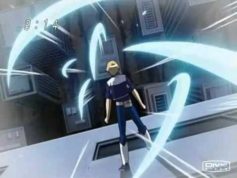 Digimon Savers  'Believer' Legenda na Descrição