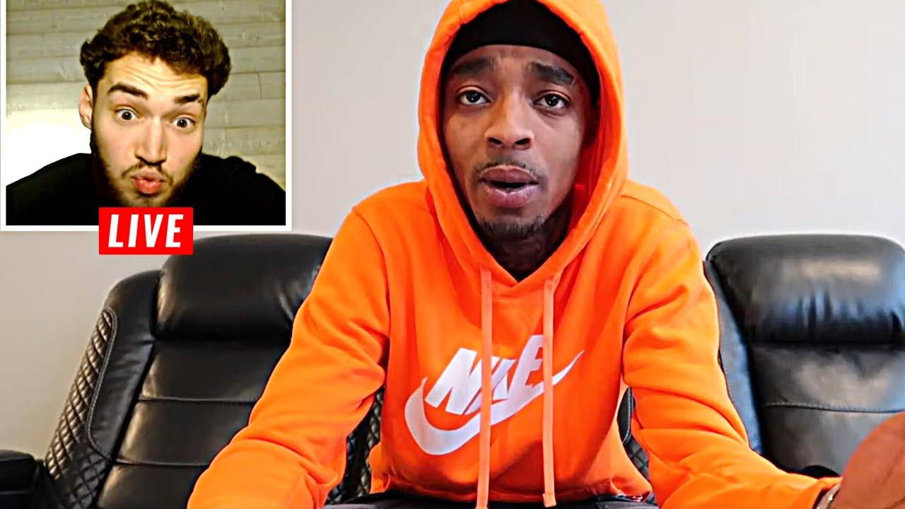 Adin Ross Reacts to FlightReacts CRAZY Baby Mama Story!