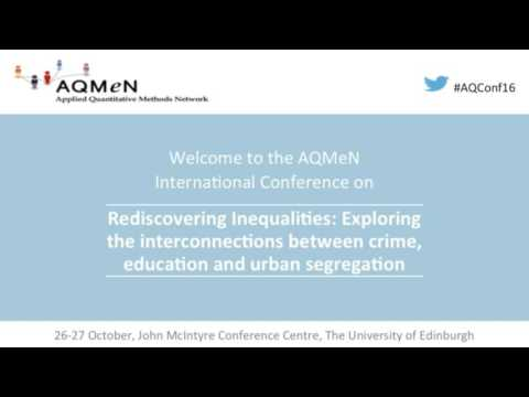 AQMeN International Conference on Rediscovering Inequalities - Day 1
