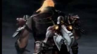 God of War Walkthrough part 38 FINAL BOSS BATTLE ARES [1/2]