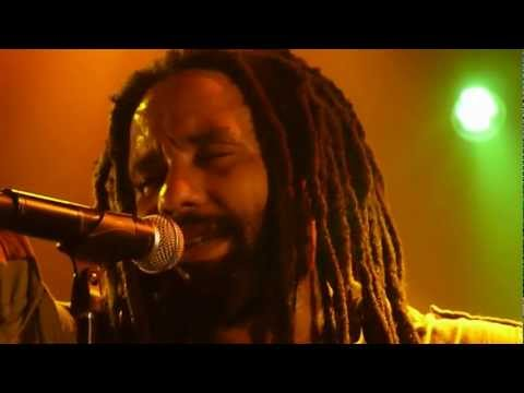 LIVE Ky Mani Marley Redemption song au BBC HSC