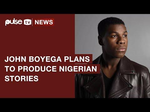 John Boyega Plans On Producing Nigerian Stories For The Big Screen   Pulse TV