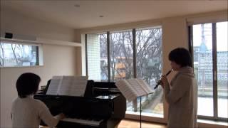 桑田佳祐の「明日晴れるかな」をリコーダーとピアノ用にアレンジしました(フルートでも演奏していただけます。) ☆楽譜は ...