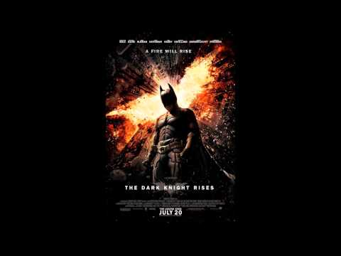 """The Dark Knight Rises Soundtrack (2012) 14 """"Necessary Evil"""" By Hans Zimmer (Official Theme) OTS"""