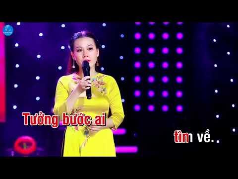 Sầu Tím Thiệp Hồng ( karaoke) song ca cùng Thang Hiến