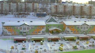 Детский сад на  Арсеньева достроен