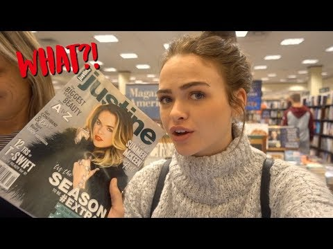 I'm on the Cover of a Magazine!! (vlogmas day 8!)