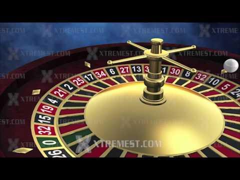 Video Roulette wheel number arrangement