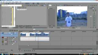 Как сделать двойника на видео / Sony vegas pro 9