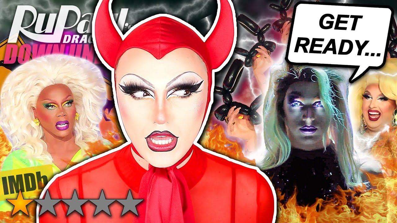 Download Drag Race Down Under: The Worst Episode of Drag Race Ever?