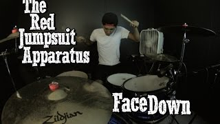 The Red Jumpsuit Apparatus - Facedown Drum Cover