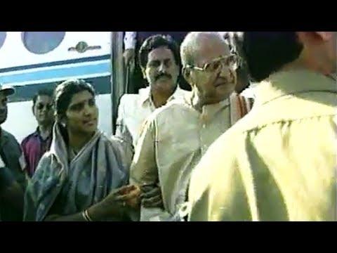 Lakshmi's NTR | Sr NTR and Lakshmi Parvathi Unseen Video | Manastars