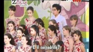 Arriva lo Zecchino Karaoke - Medley Zecchino d