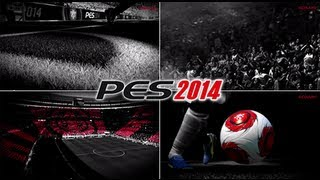 PES 2014 3D-HD  Trailer Released
