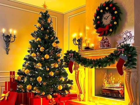 3 fun creative christmas tree decorating ideas - Yellow Christmas Decorations