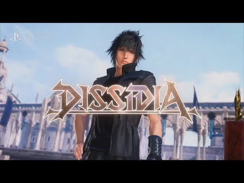 Dissidia Final Fantasy NT - Noctis Reveal Gameplay TGS 2017 Trailer | バトルムービー:ジェクト