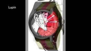 Ingrosso Orologi Lupin