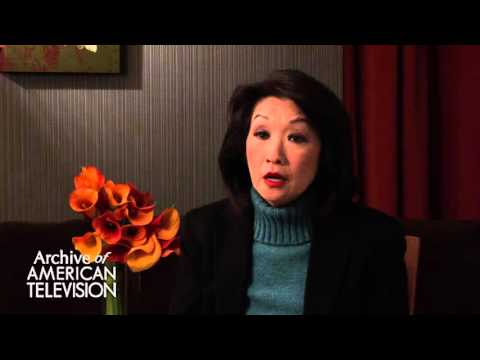 Connie Chung discusses working at NBC - EMMYTVLEGENDS.ORG