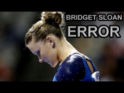 Bridget Sloan || Error