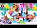 Lego Friends Dolphin Rescue Mission Build (there's a baby dolphin 😱)