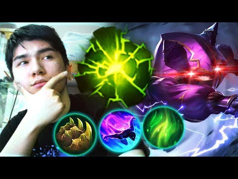 GENIUS NEW BUILD AFTERSHOCK KENNEN TOP [ A NEW BREED OF CANCER ]