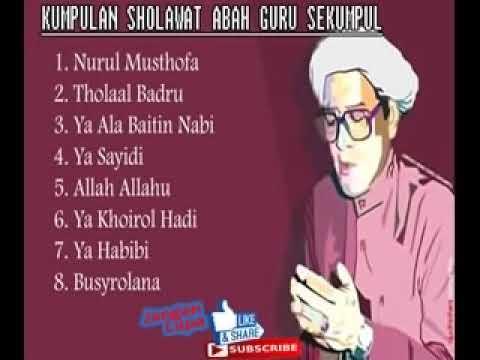 KH. Zaini Abdul Ghani Guru Sekumpul.. Mengenang Habsy Guru Sekumpul.