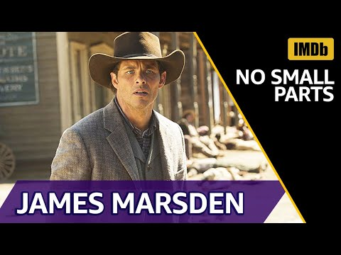 "James Marsden's Roles Before ""Westworld"" | IMDb NO SMALL PARTS"