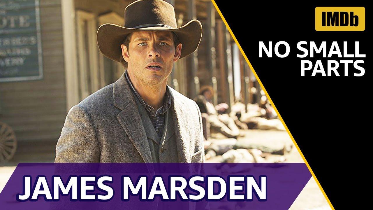 James Marsdens Roles Before Westworld Imdb No Small Parts