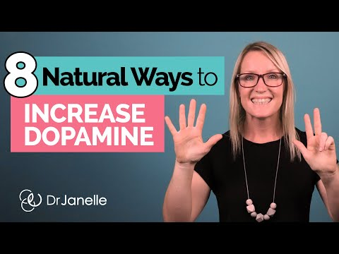 How to increase dopamine with supplements and food (MUST WATCH!)