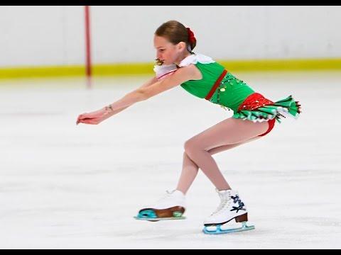 Mikayla Chapman Figure Skating to Tarantella