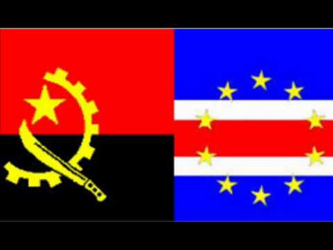 Mix Kizomba - Angola e Cabo Verde