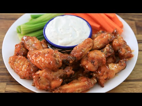 The Best Buffalo Wings Quick and Easy Recipe