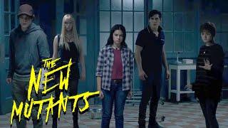MARVELS NEW MUTANTS OFFICIAL TRAILER (2020) X-Men Horror Teaser Marvel Phase 4
