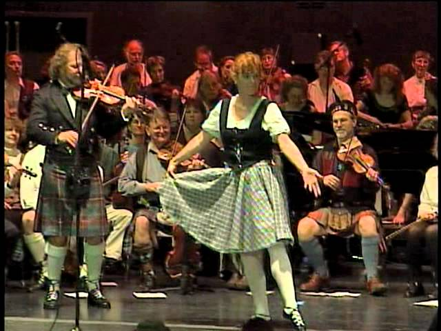 Scottish Fiddlers in Santa Rosa