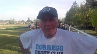 Daniel Rosso hablade la nueva etapadeDorrego Rugby